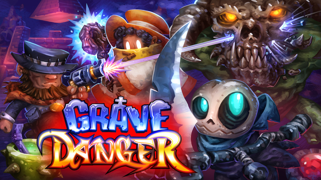 Grave Danger Game