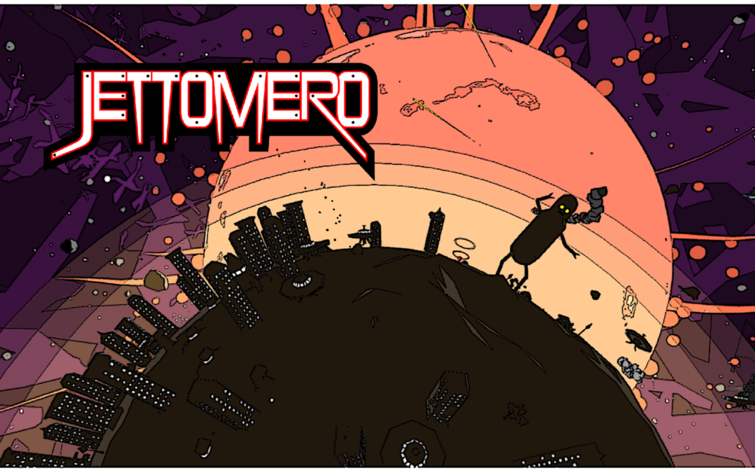 Indie Discovery Podcast # 6: Interview with Developer, Gabriel Koenig, discussing his indie game Jettomero: Hero of the Universe