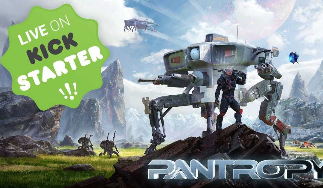 Pantropy is live on Kickstarter, Headed to Steam Early Access 2H 2018