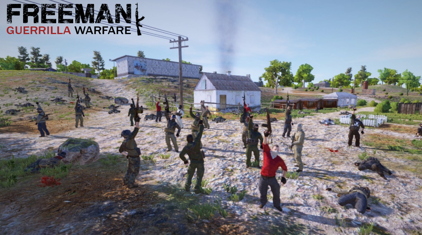 Freeman: Guerrilla Warfare Launches in Early Access on Feb 1st