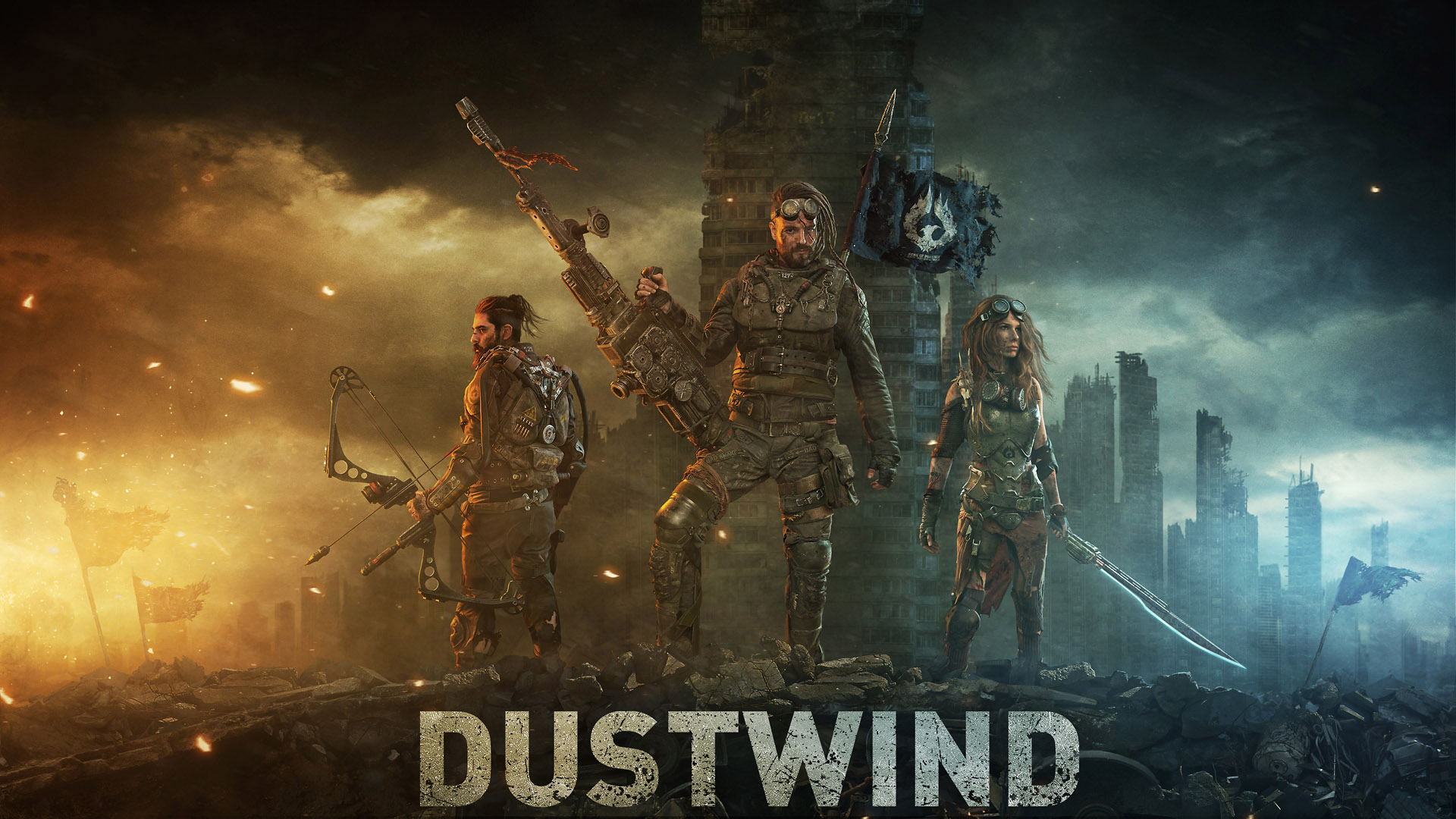 'Dustwind,' Fight in a Post-Apocalyptic World of Embers!