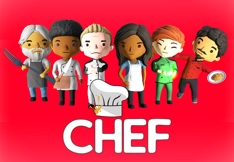 Chef: A Restaurant Tycoon is Launching into Early Access Dec 6th on Steam