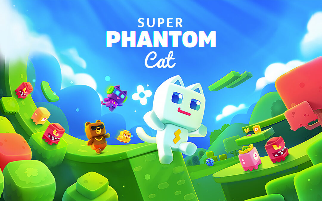 Super Phantom Cat: a Retro-Themed Casual Platformer is Launching in Early Access on Steam PC March 7th and Nintendo Switch March 21st