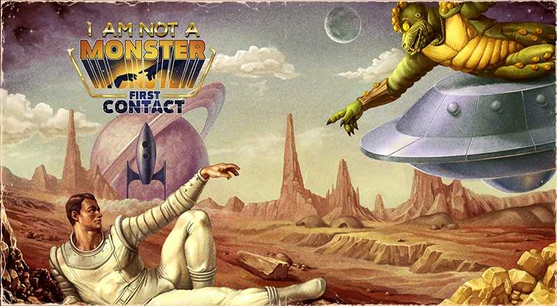 The Retro Scifi Game on Steam, 'I am Not a Monster' has a Single Player Campaign in Development called 'First Contact' set to Launch 2H 2019