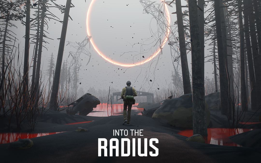 Key New Features Added to the Early Access VR Title 'Into the Radius'