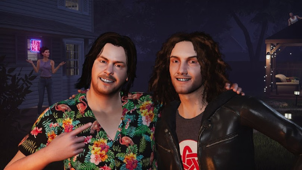 Game Grumps on House Party Game